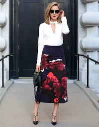 Gorgeous maxi skirts outfits ideas Designs White Tops For Long Skirts Bewakoofcom What Kind Of Tops To Wear With Long Skirts Learn How To Style Long