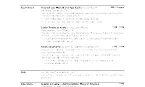 Profile Examples For Resumes Sample Of Resume Profile Skills Profile