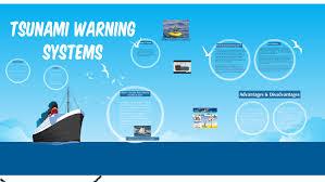 A quick and helpful guide. Tsunami Warning Systems By Seba Prominski