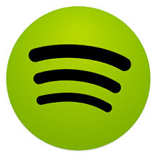 Image result for spotify logo