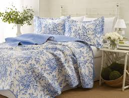 chic design laura ashley bedding uk com bedford cotton reversible quilt set king home kitchen and curtains