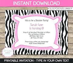 sleepover template pajama party invitations pajama party invitations as well as slumber