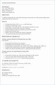 Cna Resume Objective Awesome 1217 BistRun Cna Resume Objective Resume Objectives Example Objective
