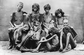 starving white child. Unique White Famine_madras_courier Throughout Starving White Child R