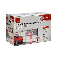 with the owens corning garage door insulation kit it s easy fast and affordable to make your garage a more fortable place to work