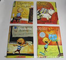 original picture book no david kids books children coloring educational book por for gift