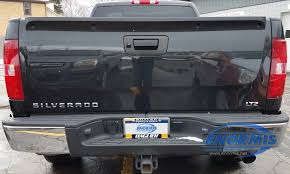 Erie Client Gets Chevy Silverado LTZ Radio and Backup Camera