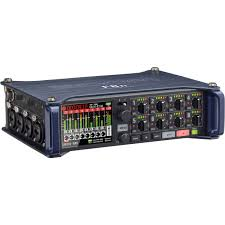 Sound Design Field Recorder Zoom F8n 8 Input 10 Track Multi Track Field Recorder