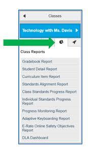 Teacher Gradebook Online Guide To Teacher Reports Learning Com Support