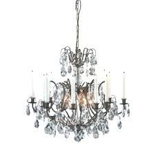 candle chandelier non electric large size of home non electric chandeliers candle chandelier black iron