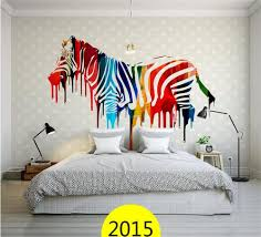 room winsome 3d wallpaper for walls 12 custom photo wall paper ink painting illusions horse mural