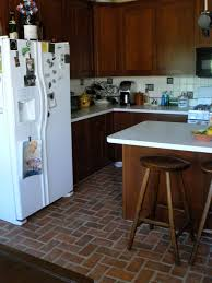 Brick Flooring In Kitchen Kitchen Brick Flooring News From Inglenook Tile