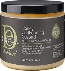 Design Essentials Natural Honey Curlforming Custard Design Essentials Natural Honey Curl Forming Hair Styler