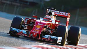 Top Speeds F1 Test Barcelona 2016 Auto Motor Und Sport