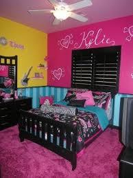 Girls Rockstar Bedroom Ideas 3