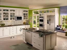 kitchens with white cabinets and green walls.  Cabinets Kitchen With White Cabinets And Light Green Walls Concept  To Kitchens With And E