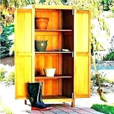 outdoor storage cabinet tall shelves mystic river ca suncast home depot