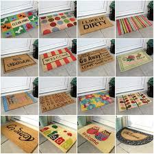 front door matFunky Front Door Mats Modern Doormats  Allmodernn47 49 Marvelous