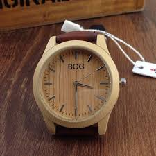 online get cheap mens bangle watch aliexpress com alibaba group fashion brand unisex watches new luxury imitation wooden women men vintage leather quartz wood color dress
