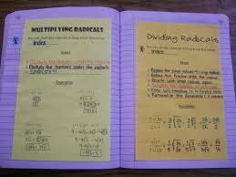 Math = Love: Ending Our Unit On RadicalsMultiplying and Dividing Radicals