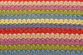 Easy Crochet Afghan Patterns Adorable Photo Tutorial] Free Crochet Afghan PatternsVintage Fan Ripple