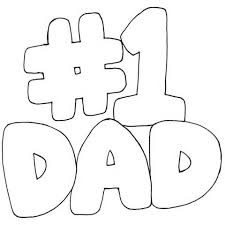 father day coloring pages number 1 dad 2 happy birthday dad coloring pages, birthday for daddy colouring on number 1 dad coloring pages