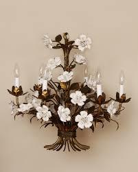 antique porcelain chandelier vintage french gilt and porcelain chandelier omero home