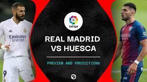 Real Madrid vs Huesca live stream: How ...