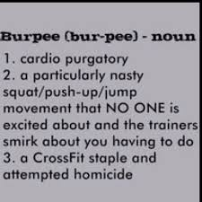 Image result for funny burpee pictures