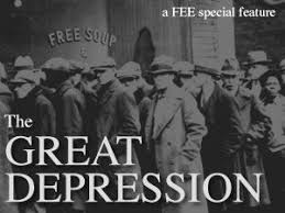 Image result for the great depression 1929