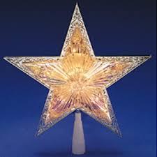 Amazoncom 10Christmas Tree Lighted Star