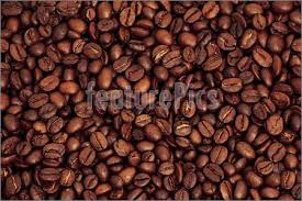 coffee beans background.  Background Intended Coffee Beans Background