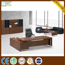 latest office table. Wooden Latest Office Boss Table Price Melamine Flakeboard Desk R