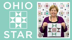 The Ohio Star Quilt - YouTube & The Ohio Star Quilt Adamdwight.com