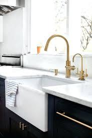 gold kitchen faucet. Gold Farmhouse Faucet Kitchen Inside Modern Design Ideas . A