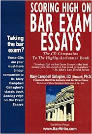 scoring high on bar exam essays the cd companion to the book  scoring high on bar exam essays the cd companion to the book