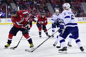 Tampa Bay Lightning Depth Chart 2018 Eastern Conference Final Preview Washington Capitals