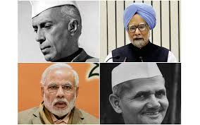 The 15 Prime Ministers Of India Meet The Movers And