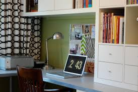 contemporary home office ideas amazing ikea fabulous ikea expedit bookcase bench decorating ideas images in home built in home office ideas