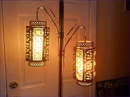 floor lamps tall skinny square lamp pole for living room bronze target corner shelfk standing