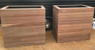 long wooden planter box wooden planter boxes you can look large outdoor planters you can look long wooden planter box