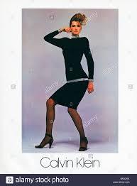 Fashion Designer Advertisement Calvin Klein Advertisement Advert For Fashion Designer