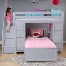 bunk beds for girls with storage.  With Loft Beds For Sale Childrens Bed Low Bunk With Storage Kids  Ladder On Girls G