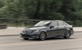 2012 Mercedes-Benz C-class / C250 / C350 Coupe First Drive ...