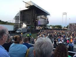 Hershey Park Stadium Section 8