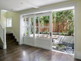 view in gallery victorian style wood sliding door painted in white