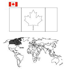 Vlaggen Van De Wereld Kleurplaten Landen En Vlaggen Kleurplaten