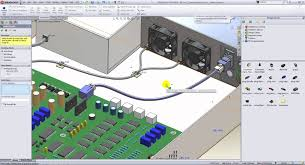an introduction to electrical routing in solidworks [webcast wire harness design software at Wiring Harness Design Solidworks