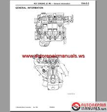 mitsubishi g engine manual auto repair manual forum heavy mitsubishi 4g15 engine manual size 2 13mb language english type pdf pages 99