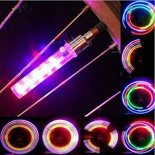 <b>Bike Light</b> Wheel Tire Valve Cap <b>Bicycle Lights Cool</b> Bycicle Lights 4 ...